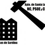 Comunicado contra el desalojo del edif. Brisas de Sardina