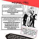 Videoconferencia en Jornadas de Autogestión con CNT Granada