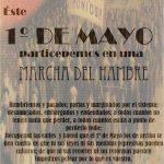1º de Mayo - Marcha del Hambre