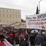 Resumen de las jornadas de huelga en Grecia - Viernes 10 y sábado 11.