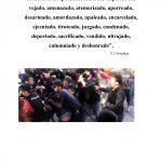 Carteles Campaña Anti-represiva
