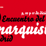 La FAGC en la 14 Feria del Libro Anarquista