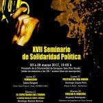 XVII Seminario de Solidaridad Política: Por un puñado de dólares. Política y gestión de las muertes