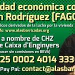 Solidaridad económica con Ruyman de la FAGC