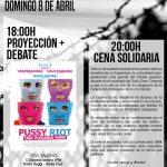 """Encuentro solidario organizado por """"La Furia"""""""
