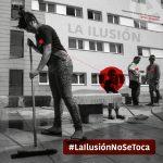 """""""La Esperanza"""" dice NO al desalojo de """"La Ilusión"""""""