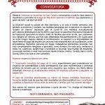 Fichas de nuestra guía legal para esta Huelga de Alquileres